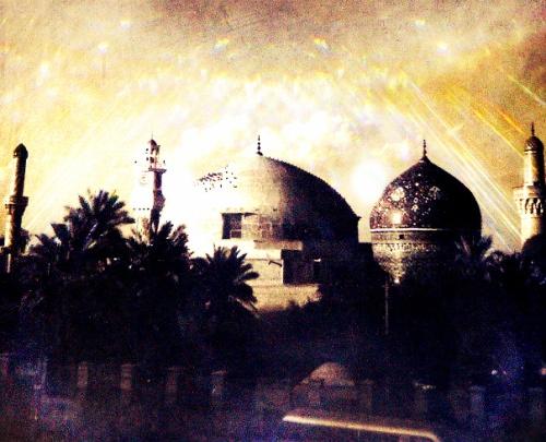 Shaykh Ibn al-Jawzi visits Shaykh Abdul Qadir al-Jilani in Bagdhdad