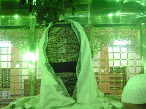An Ode in Praise of Shaykh Abu Al-Hasan al-Shadhili Rahimahullah